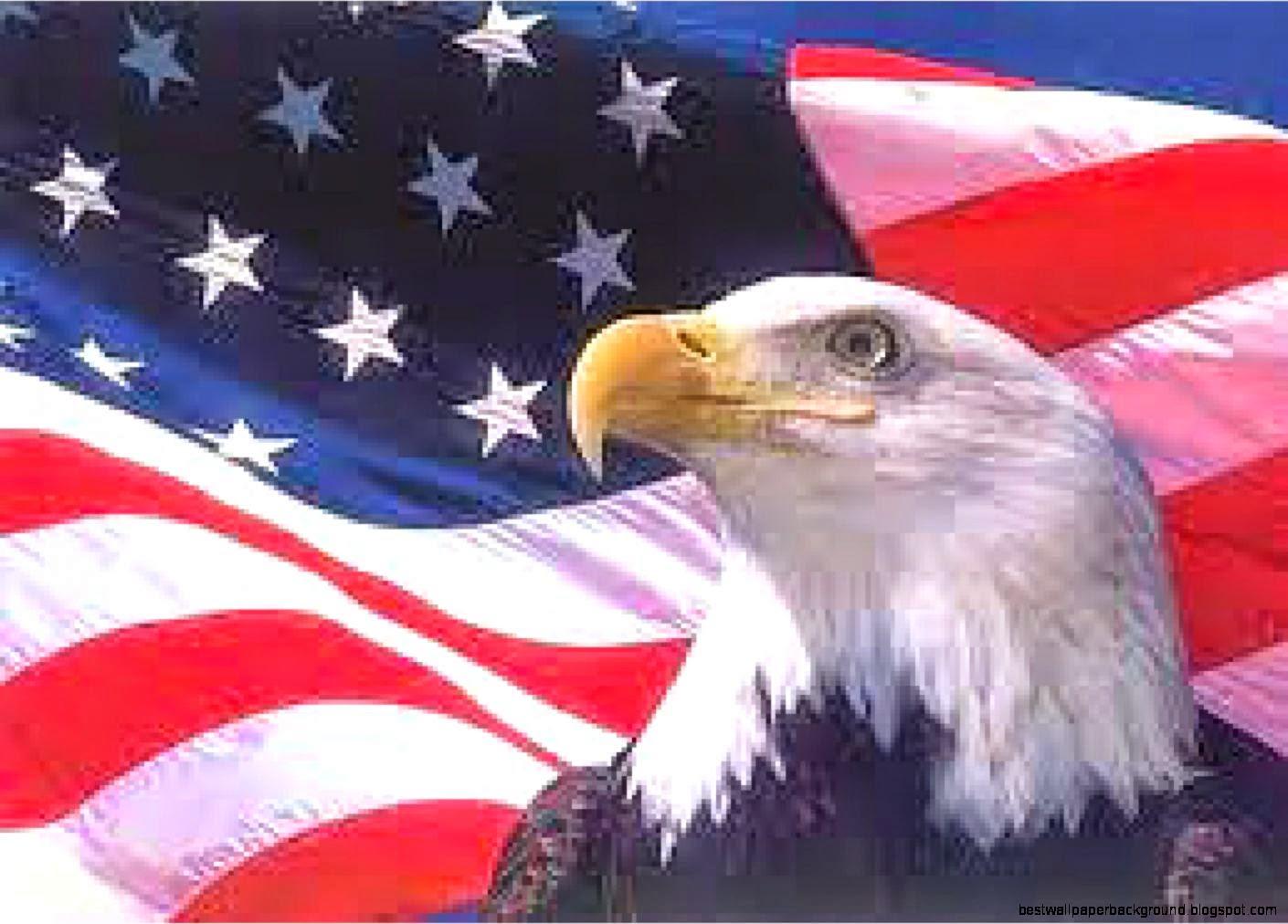 American Flag Eagle Backgrounds Best Wallpaper Background