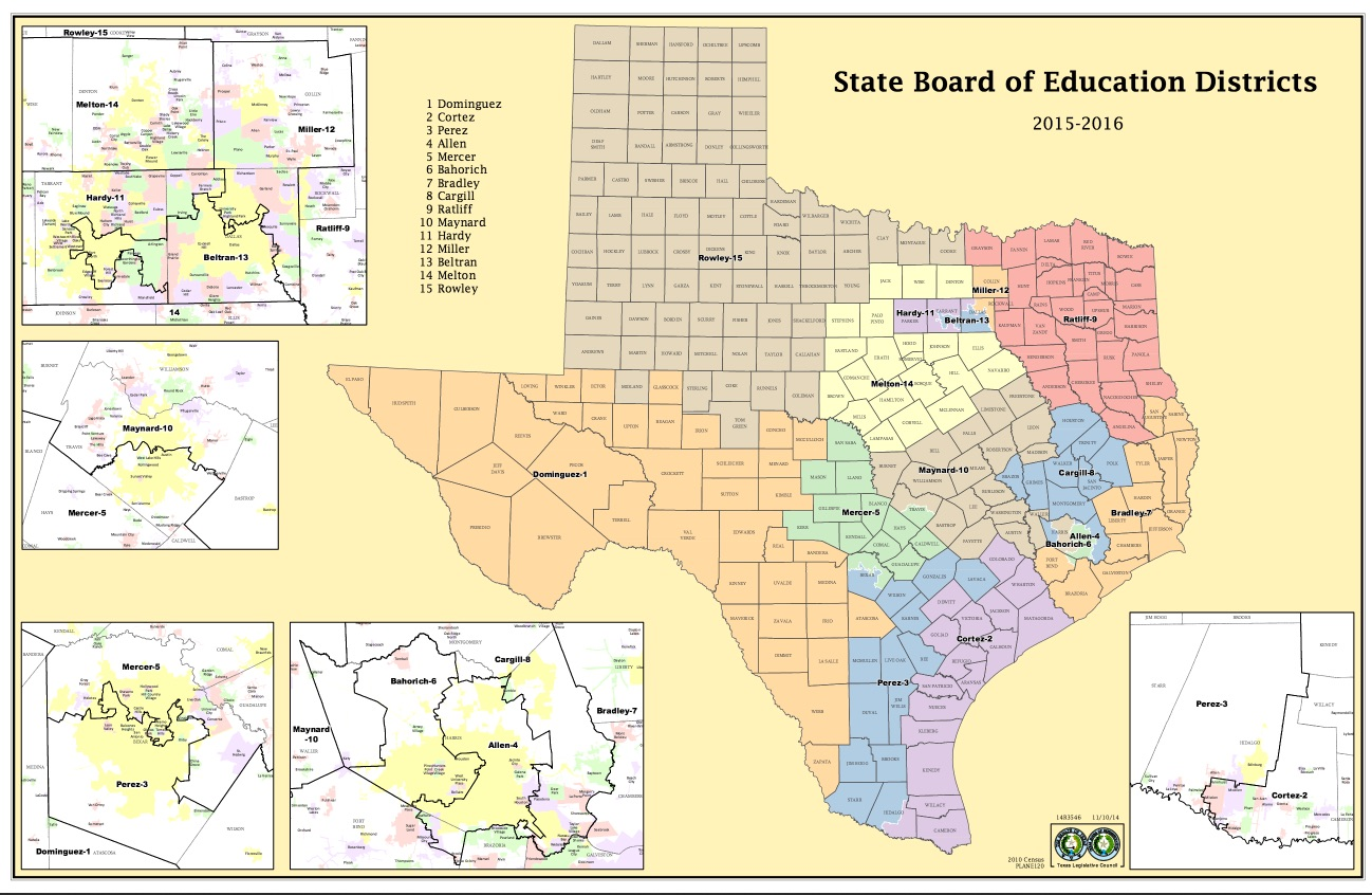 Map Of Texas District 7.Educational Equity Politics Policy In Texas Texas State
