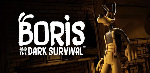 تحميل boris and the dark survival مهكرة مجانا للاندرويد