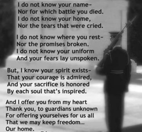 Memorial Day Best Poems