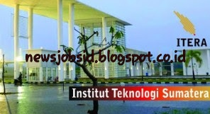 Lowongan Kerja Dosen Institut Teknologi Sumatera (ITERA) Mei 2017
