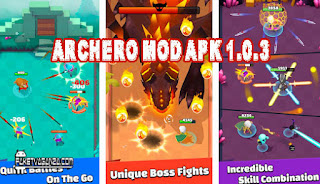 Archero Mod Apk 1.0.3 Download for Android