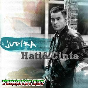 Judika - Hati & Cinta (2014) Album cover