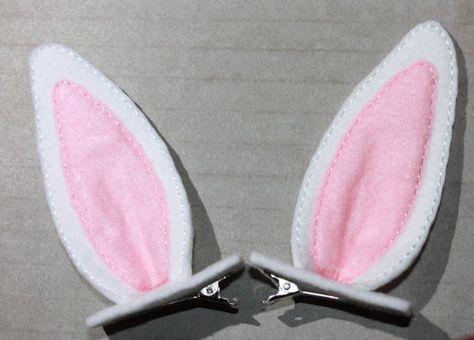 hacer estas orejas de conejo