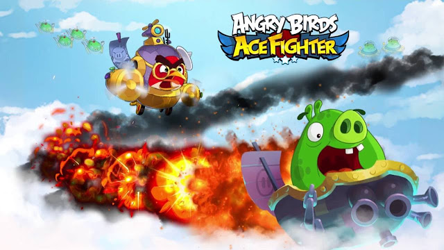 Angry Birds: Ace Fighter v1.1.0 Apk Mod [Saludos]
