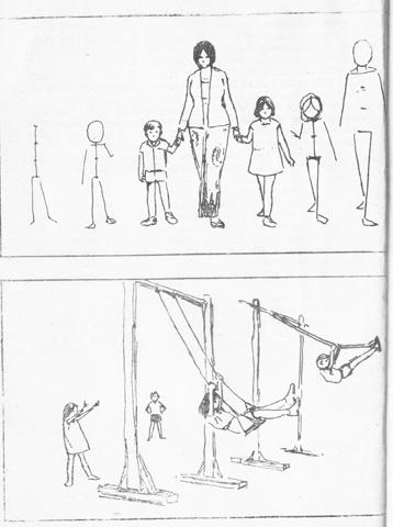 Sketsa Menggambar Manusia Belajar Menggambar