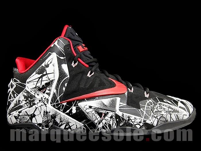 4c0b3f4a49cab Nike LeBron 11