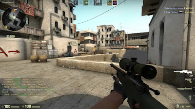 ���� ����� ������ ������� Counter-Strike