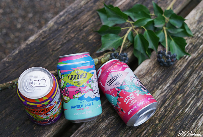 Alcoholic Craft Sodas from Crooked Beverage Co
