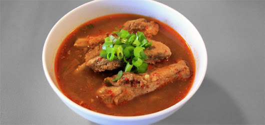 Power Foods | Pork Bone Soup with Pork Ribs