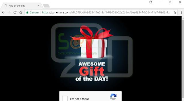 Panelsave.com pop-ups