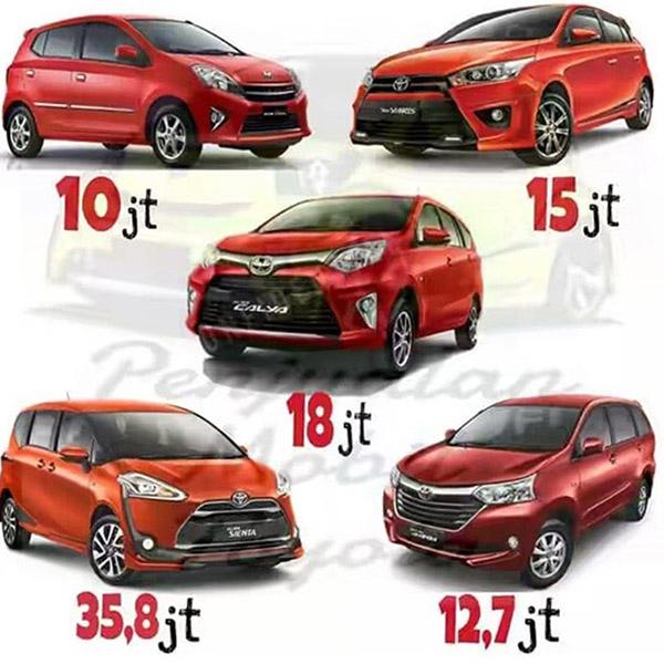 Toyota Cikokol Tangerang