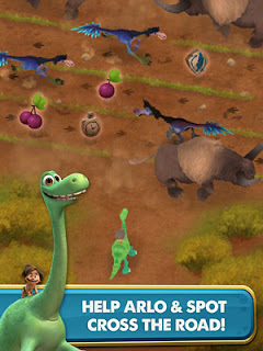 The Good Dinosaur Game Android
