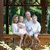 Asia, Piotr, Izabella i Robert - sesja rodzinna