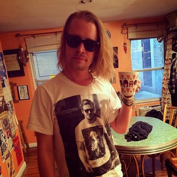Macaulay Culkin não morreu! Esqueçam de mim ou não!
