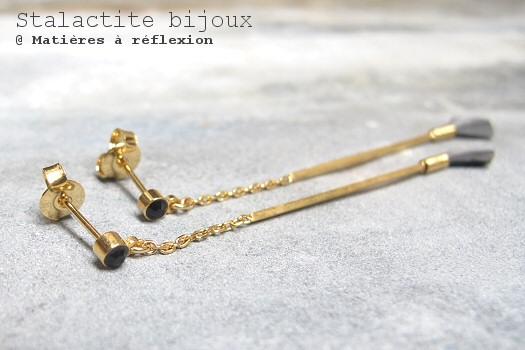 bijoux Stalactite Paris