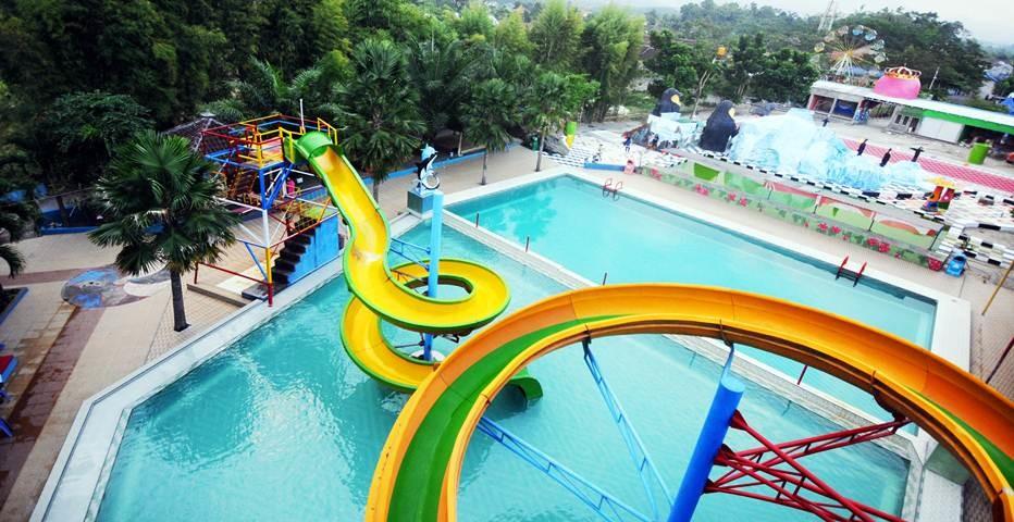 Tiara Waterpark Jember Tujuan tempat wisata keluarga
