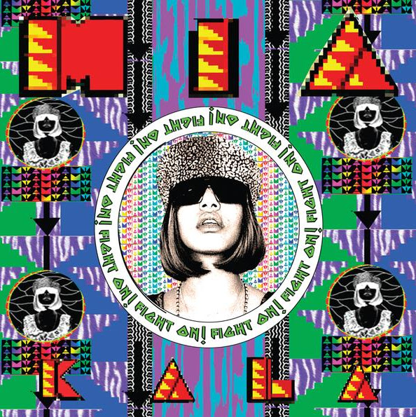 M.I.A. - Kala (Bonus Track Version) Cover