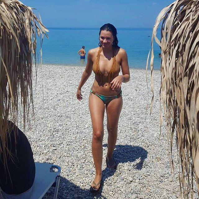 Φωτογραφικό αφιέρωμα στην sexy αθλήτρια του muay thai Μαριάννα Καλλέργη