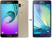 Samsung Galaxy A5 (2016) vs A5 (2015) Harga dan Spesifikasi