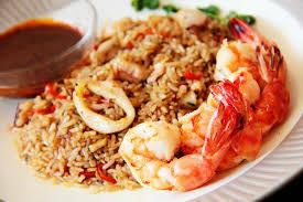 Makanan Nasi Goreng Tom Yam