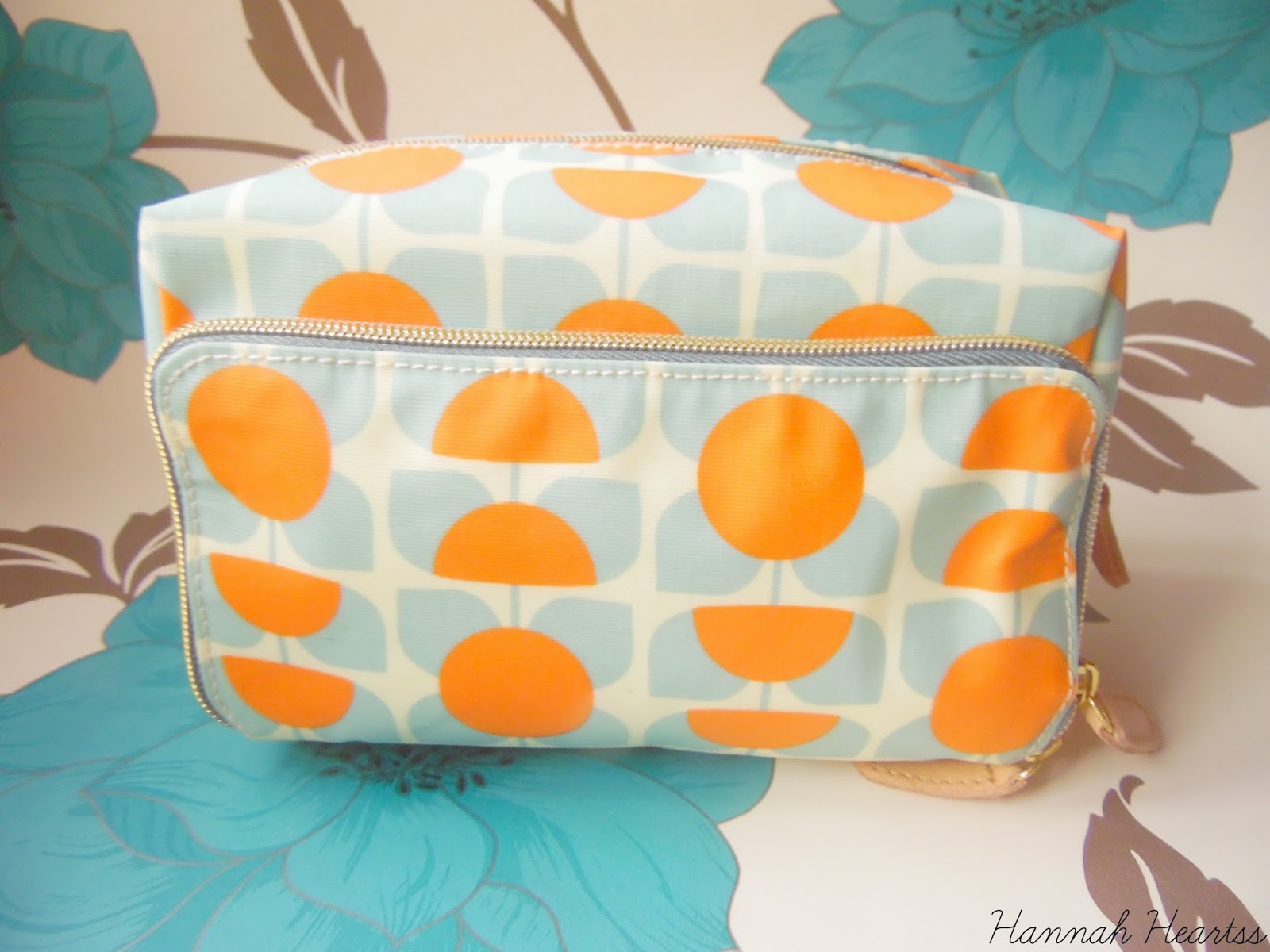 Orla Kiely Washbag Review