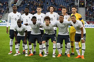 FIFA WORLD CUP 2018, FRANCE DEFEATED AUSTRAILIA