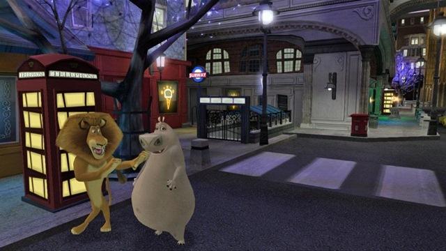 Madagascar 3 El VideoJuego Xbox 360 Español Descargar Region Free 2012