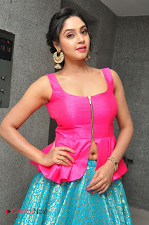 Actress Angana Rai Picture Gallery at Chal Chal Gurram Audio Release  0040