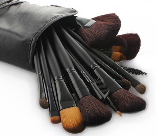 Come pulire i pennelli per il make up ...