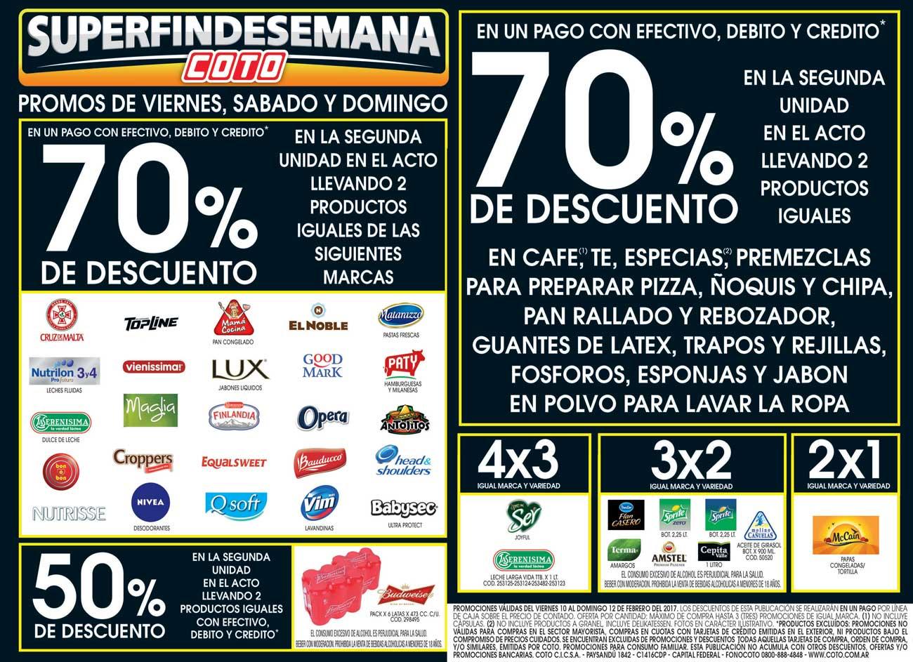 1c8a6906c Ofertas y Promos en Argentina: febrero 2017