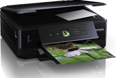 Epson XP-520 review