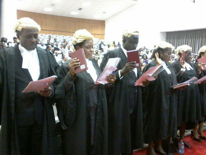 CJ swears in 19 new judges