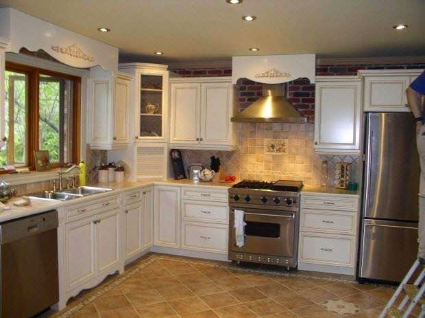 Recessed Kitchen Lighting Old Fashioned Faucets Led Ideas