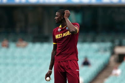Jason  Holder West Indies Captain
