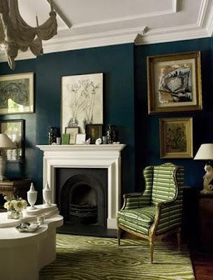 Ideas para decorar la chimenea cuando está fuera de uso