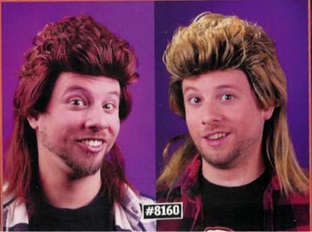 Mullet Hairstyles Hairstyle