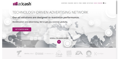 Ad Networks:AdCash