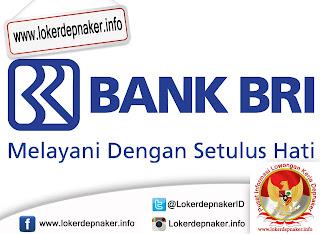 Loker PT Bank BRI