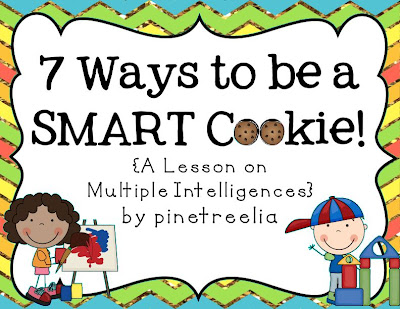 lesson for primary on the multiple intelligences