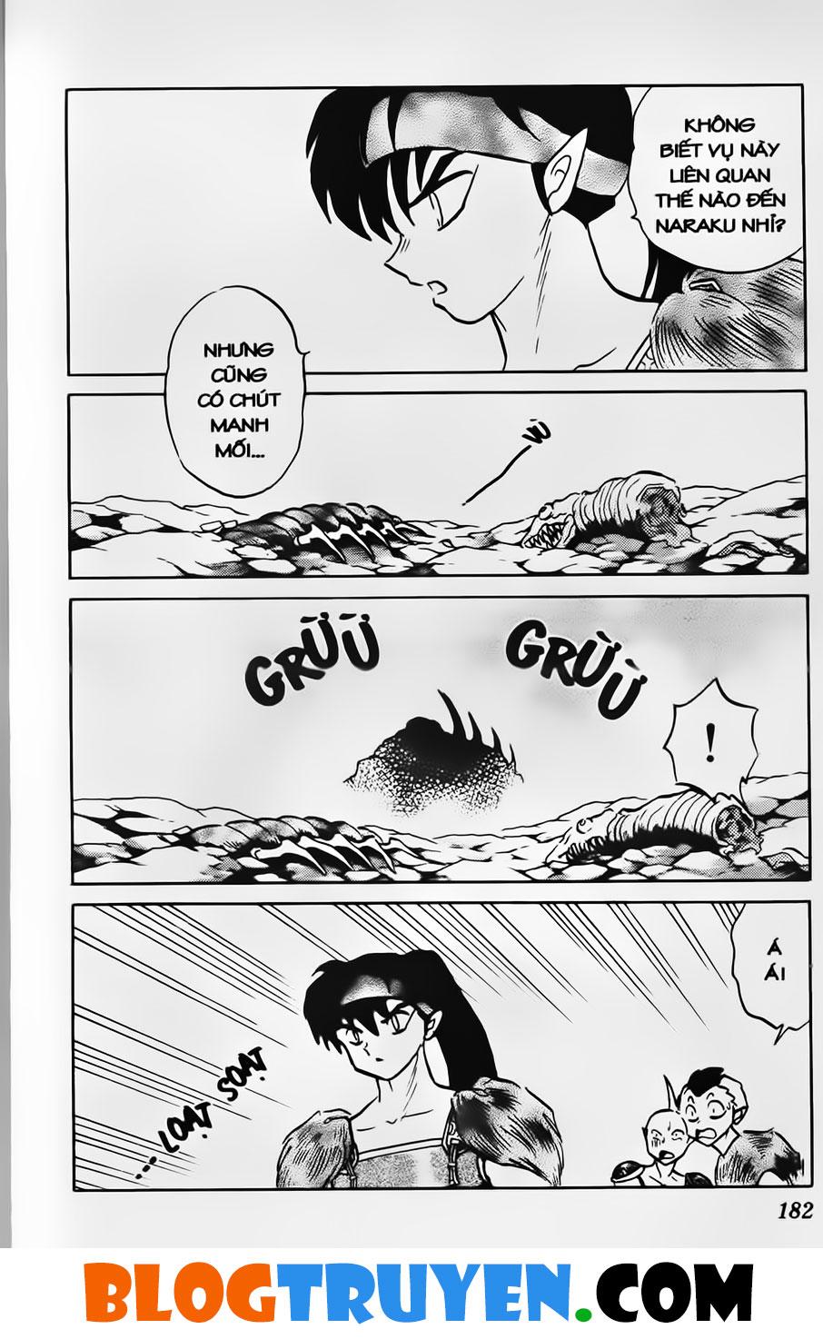Inuyasha vol 34.10 trang 11