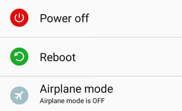 Reboot/Restart Android