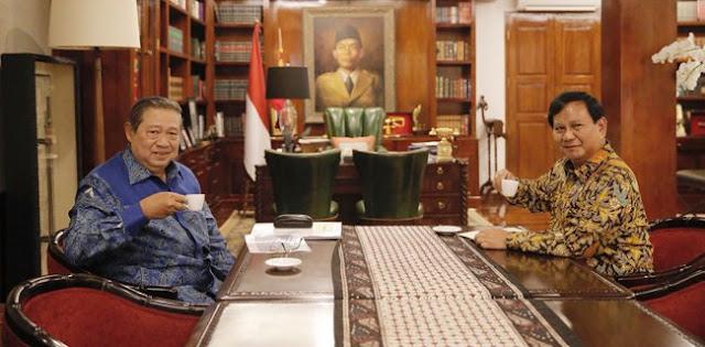 Diplomasi Kopi Ala Prabowo Dan SBY