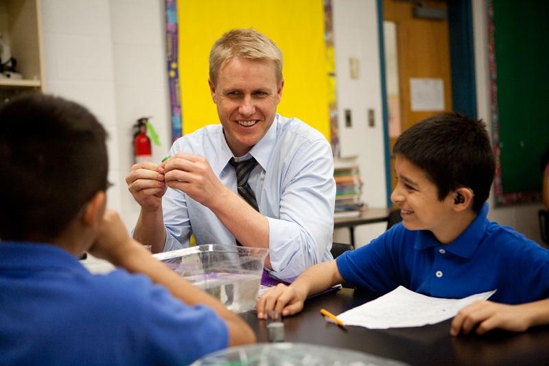 Öğretmenin Özellikleri (Farklılık Oluşturan)
