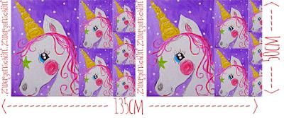 http://fairytausendschoen.blogspot.de/2016/12/painted-dots-unicorn-stoffschmiede.html