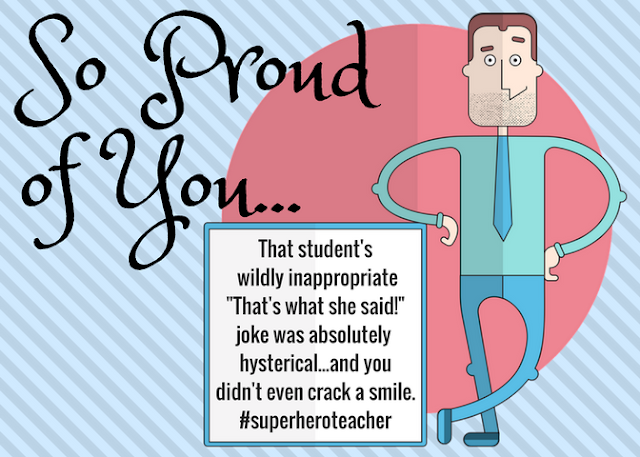 12 Hysterical Greeting Cards All Teachers Really Need