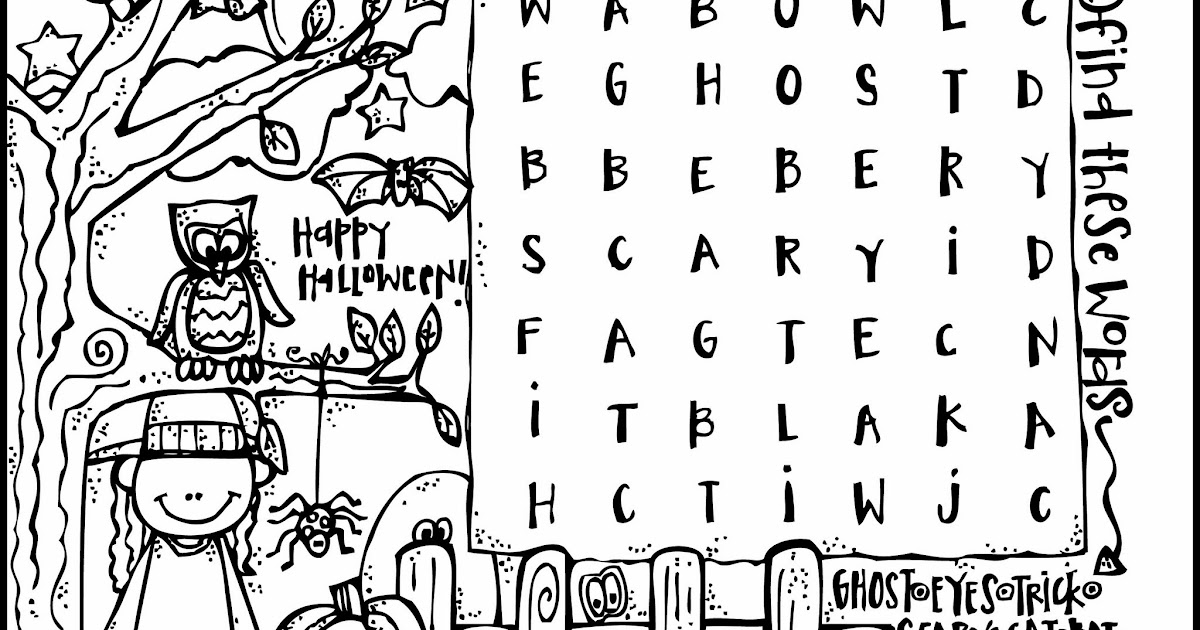 MelonHeadz A Halloween coloring page