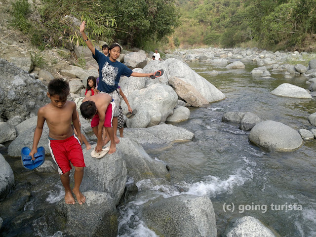 Canding River with Kids