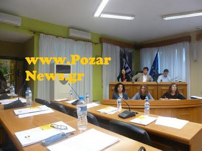 Αποτέλεσμα εικόνας για αιθουσα δημοτικου συμβουλίου αλμωπιας