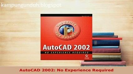 Autocad 2002 Full Version